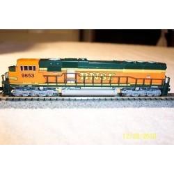 381-176-6304 N SD70Mac BNSF # 9853_19104