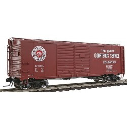 151-9715-4 O 40' 1937 AAR Double Door Box Car_19199