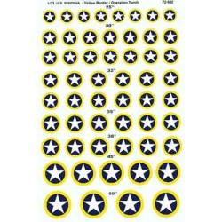 460-72-842 U.S. Insignia - Yellow Border / Operati_19234