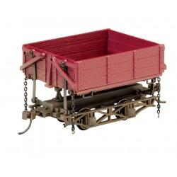 160-29801 On30 Wood Side Dump Cars_19255