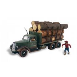 HO Tim Burr Logging_1940