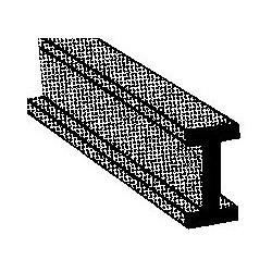 570-90028 I-Profil 11,1 mm x 38,1 cm_19405