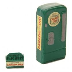 "361-748 ""HO"" Soda Machine Canada Dry_19601"