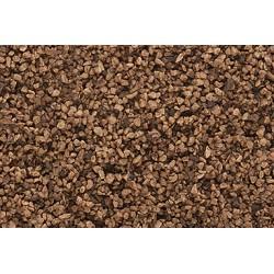 785-B1386 Ballast, grob, braun  ca. 650g_1985