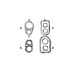 """BJ-F0035 11/16"""" Mast Caps Assorted_20162"""