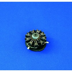 VPI-1096 1/48 P&W R-820-52 Radial Engine_20385