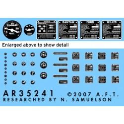 5008-AR35241 1/35 Jeep Instruments & Placards_20413