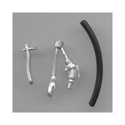 6301-0042 G UINTAH hose set for box car Qty: (2 ca_20643