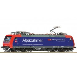 HO Elektrolokomotive 482 018, SBB Cargo_20681