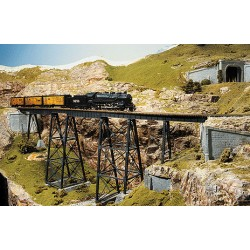 255-75-515 HO Tall Steel Viaduct_20867