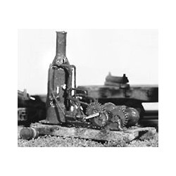 N Steam Donkey Engine Loader-Skidder_20922