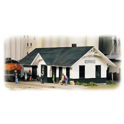 N Clarksville Depot 13.3 x 5 x 4.7cm_21064
