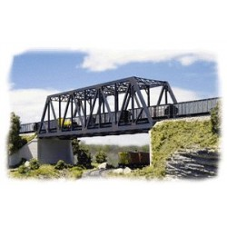 N Double-Track Truss Bridge_21075
