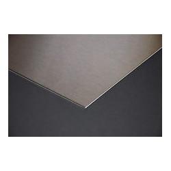 370-87181 Blech rostfreiem Stahl 15.24x30.5x0,25mm_21168