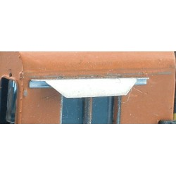 176-74 N Angled Cab Sunshades 8/_21362