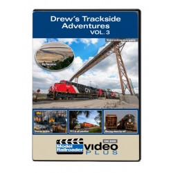 DVD Drew's Trackside Adventures vol. 3_21767