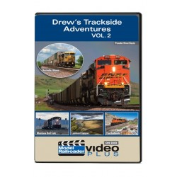400-15319 DVD Drew's Trackside Adventures vol. 2_21769