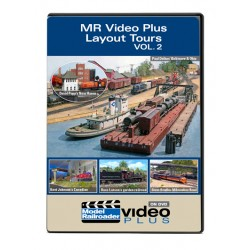 400-15321 DVD MR Video Plus Layout Tours Vol. 2_21773