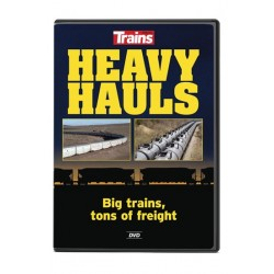 "DVD Trains ""Heavy Hauls"" How .._21779"