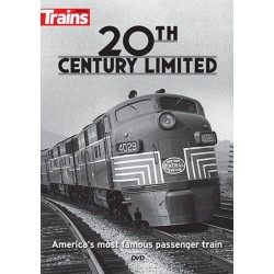 "DVD Trains ""20th Century Limited""_21785"