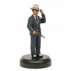 1/25 Al the Gangster Holding a Tommy Gun_22135