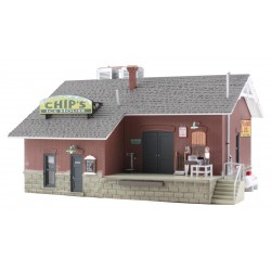 785-BR5028 HO Chip's Ice House_2216