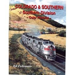 287-13 Colorado & Southern Southern Division C. Pi_22246