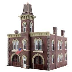 785-BR5034 HO Firehouse_2260