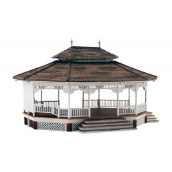 HO Grand Gazebo - Built & Ready_2267