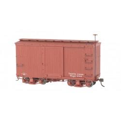 160-26501 On30 18' Freight Car Box Car_22824