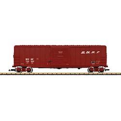 LGB-42931 BNSF & Santa Fe RR Box Car_22881