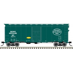751-20.003.790 HO 1937 AAR 40' box car (kit) ON_22891