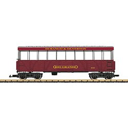 LGB-30261 Durango & Silverton Aussichtswagen_22898