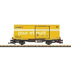 "LGB-47894 RhB Containerwagen ""La Poste""_22906"