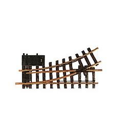LGB-12150 Spur G Elektr.Weiche links R1 30°_23008