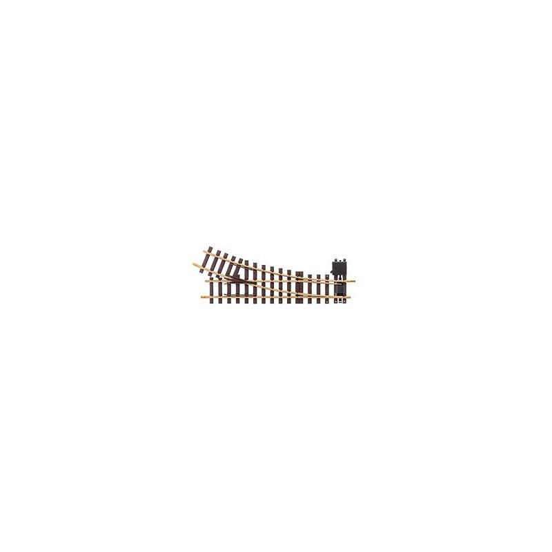 LGB-16040 Spur G Hand-.Weiche R3 22.5°_23058