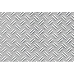 373-97452 Double Diamond Plate 6,0  mm_23224