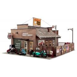HO Deuce's Bike Shop - Built & Ready_2323