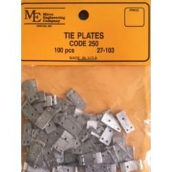 255-27-103 Code 250 Tie Plates_23516