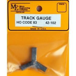 255-42-102 HO C83Track Gauge_23537