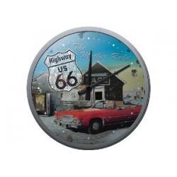 """Wanduhr """"Highway US 66"""" (51033)_23551"""