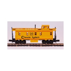 N Caboose Chessie System No 3543_23654