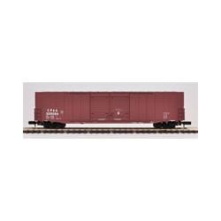 N ACF 60' DD Box Car CP No 205086_23669