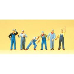 HO Figuren US Railway Personnel (10547)_23923