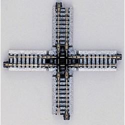 381-20-320 N Track crossing, 90-Degree, 4-7/8 124m_23961