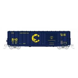 282-81905 N Camstock Box Car Chessie # 480802_24059