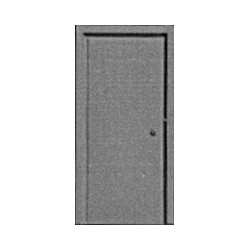 541-1102 HO Solid Entryway Type w/No Windows pkg(3_24073