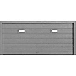 HO Türe - Garagetür für 2 Fahrzeug -_24091