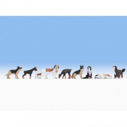 HO Hunde (9) Set 1_24243