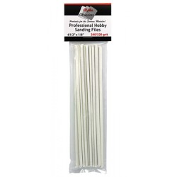 232-0307 Professional Sanding Sticks 240/320 (12)_24378
